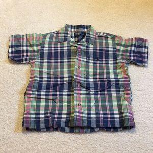 NWT Ralph Lauren button down short sleeve